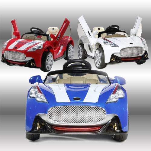 Maserati-Kids-Ride-On-Cars-Electric-Childrens-12V