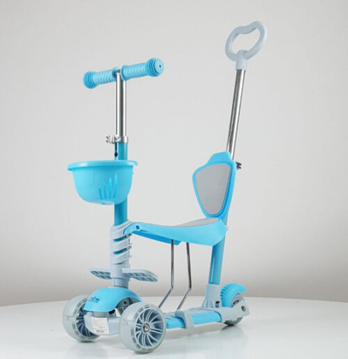 653-trotinet-sa-ručicom-sedištem-soft-plavi
