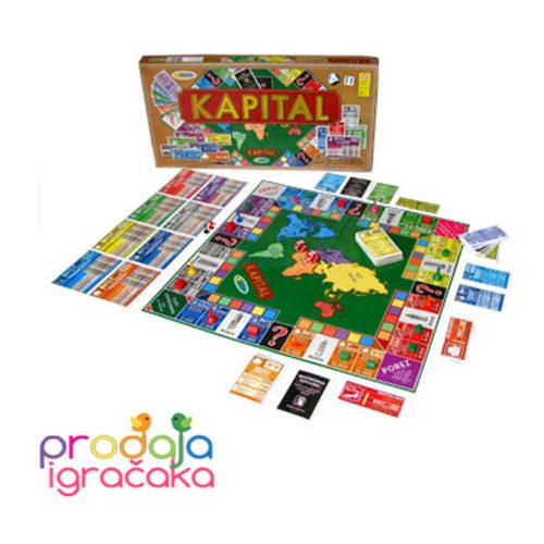 KAPITAL-DRUŠTVENA-IGRA