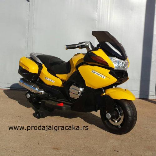 MOTOR-118 RT-ŽUTI-PRODAJAIGRACAKA