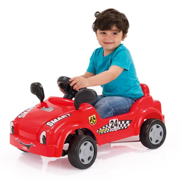 Auto na pedale Smart