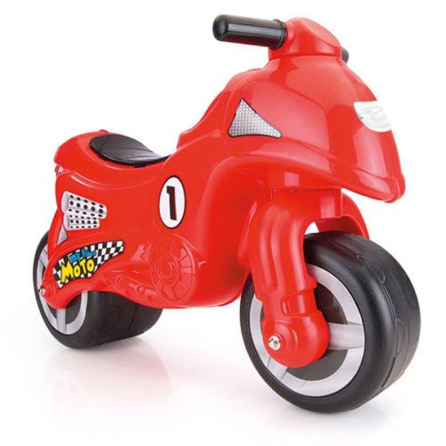 Motor guralica crven