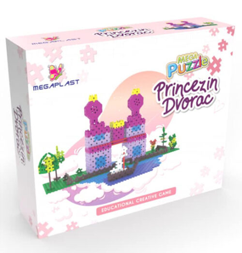 princezin-dvorac-plastične-puzle